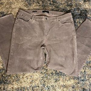 Talbots Flawless Five-Pocket Corduroy Pants
